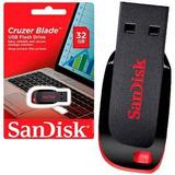 Kit C/2-pen Drive Sandisk 32gb Garantia De 12 Meses Pr.ent