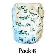 Pañales Ecológicos Grinnibe - Pack 6