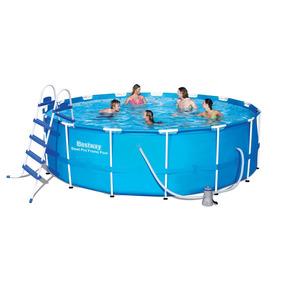 Steel Pro Frame Pool Set 457cm - Bestway