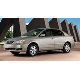 Estopera Trasera Cigueñal Toyota Corolla 1zzfe 1.8 3zzfe 1.6