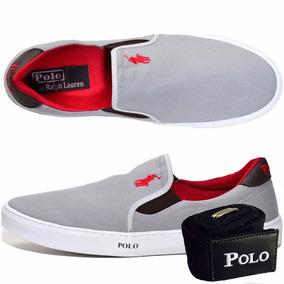 Tenis Sapatenis Sapato Masculino Iate Polo + 1 Cinto