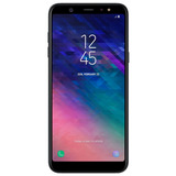 Celular Libre Samsung A6 Plus 6 Negro