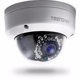 Camara Ip Trendnet Tv-ip321pi Poe Exterior/dia-noche-25mts/d