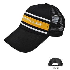 Gorra Cat Flag Pitch Black - 2120205-10121