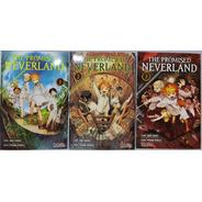 The Promised Neverland - Tomo 1 Al 3 - Manga - Ivrea