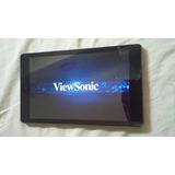 Tablet Viewsonic 8 Pulgadas Poco Uso