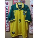 Camisa Seleção Do Brasil De Handebol ( Penalty / Nº 9 )