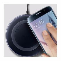 Cargador Inalambrico Induccion Qi Samsung Galaxy S7 S6