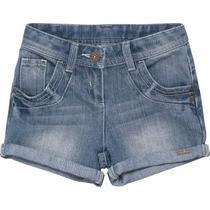 Short Jeans Infantil Marisol
