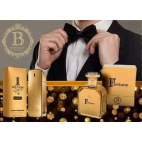 Fortune / One Million - Perfume Inspirado Bortoletto 109,90