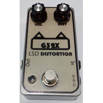 Lsd Distortion G32x Pedal Tubescreamer Distortion + - G32x