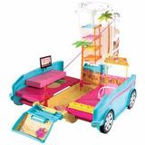 Barbie Casa Movil Perrito