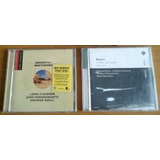 2 Cds Música Clásica: Beethoven Y Wagner (tristán E Isolda)