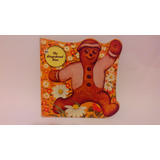 The Gingerbread Man, A Golden Shape Book, 3rd 1974 Printing