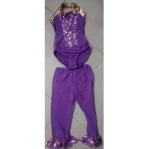 Disfraz Niña Aladina Talla 5-6 Años