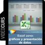 Aprende Excel 2010 Gráficos Presentación D Datos Video Curs