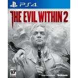 The Evil Within 2 Ps4 Digital Ilimitado Secundario