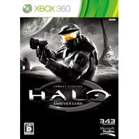 Halo Combat Evolved Anniversary Importación Japón