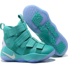 Tênis Nike Lebron Soldier 11 10 Xl X Kobe Air Jordan Kirye
