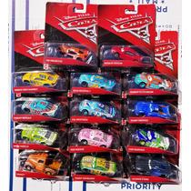 Escoge 4 Disney Cars 3 Jackson Storm Cruz Ramirez Mcqueen