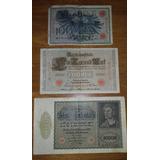 Marcos Alemanes Años 1908, 1910 Y 1922