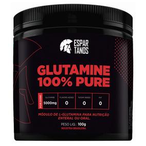 Glutamina 100% Pure - Espartanos Nutrition