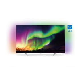 Televisor Philips Android 4k Oled Con Ambilight 55 55oled873