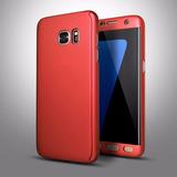 Forro Estuche 360° Galaxy S7 / Edge Protector Antishock