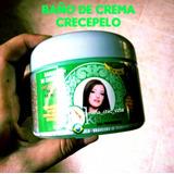 Baño De Crema Crecepelo Gingseng Y Romero Keramaxim 250cc