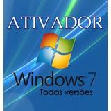 Chave De Ativação Windows 7 Todas As Versões De 32 Bits