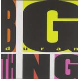 Duran Duran Big Thing Limited Ed. Cd Doble + Dvd Nuevo Imp