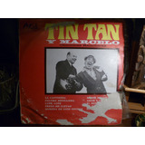 Disco De Vinil 33 Rpm - Tin Tan Y Marcelo
