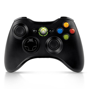Controle Para Xbox 360 Preto Original
