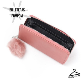 Billeteras Ficheros Pompom
