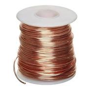 Cable De Cobre Desnudo, Brillante, 16 Awg, 0,05 De Diámetro