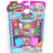 Shopkins Set De Figuras Chef Club Season 6