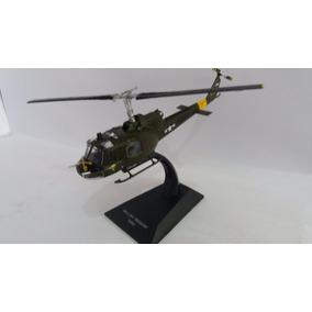 Helicóptero De Combate Ed-1bell Uh1 Iroquois {usa}c/fascícu.