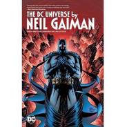 The Dc Universe By Neil Gaiman Tpb - Dc Comics - Robot Negro