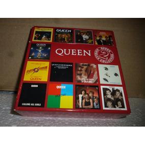 Box 13 Cds Queen Singles Collection 2 Raro - 2009 Eu