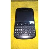 Blackberry 9720 Táctil / Negro / Movistar