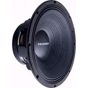 Alto Falante Woofer Selenium 15 Polegadas 450w Rms Wpu1509
