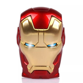 Pendrive 8gb Homem De Ferro Iron Man Marvel Pronta Entrega