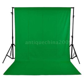 Fotografía Estudio Fondo Fondo Pantalla Verde Paño No...