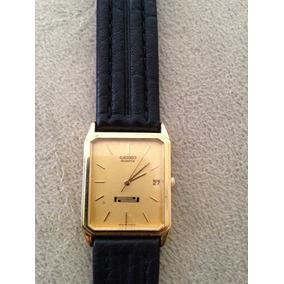 0d5387059e8 Amsterdam Sauer Folheado A Ouro Na Caixa - Relógio Masculino no ...