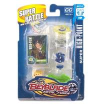 Beyblade Punta Metal Super Battle