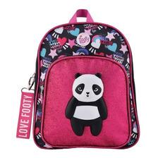 Mochila Footy Squishy Unicornio Panda + Regalo 33988