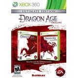 Dragon Age Origins Ultimate Edition - Xbox 360