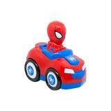 Carrinho Top Racers Homem Aranha - Candide