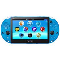 Psvita Slim Lcd 5.0 Wi-fi 1gb Preto Ps Vita Sony Original