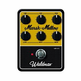Pedal Waldman P/ Guitarra Marsh-mellow Mar-6fx - Pd1045